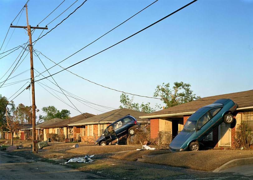 2600 Block of Munster Boulevard, New Orleans, September,, 2005