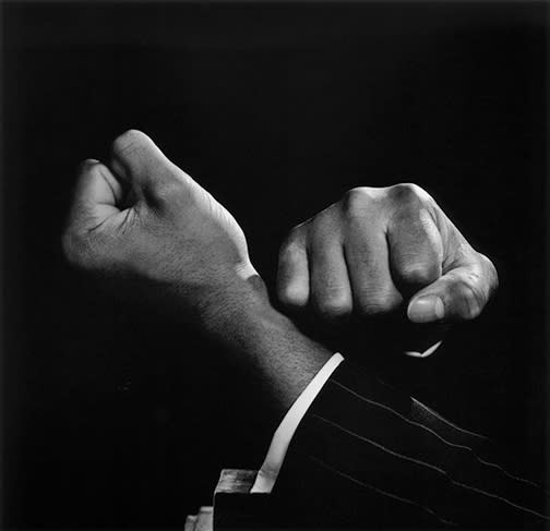 Muhammad Ali (Hands), 1970