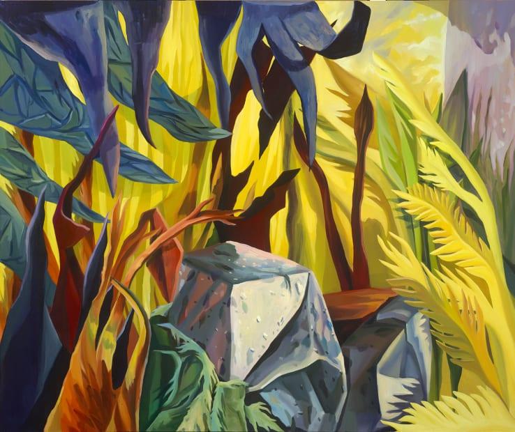 Where the Ferns Speak, by Nottawasaga Bluffs, 2017