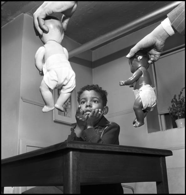 Doll Test, Harlem, New York, 1947