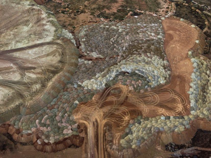 Sishen Iron Ore Mine #2, Overburden, Kathu, South Africa, 2018