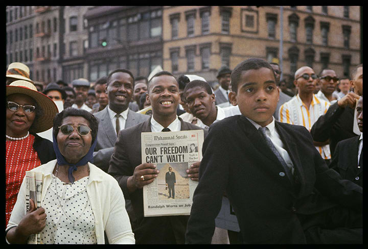 Untitled, Harlem, New York, 1963