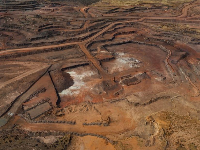 Sishen Iron Ore Mine #1, Kathu, South Africa, 2018