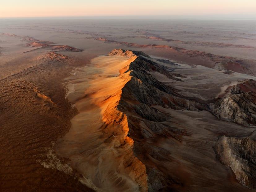 Sand Dunes #1, Sossusvlei, Namib Desert, Namibia, 2018