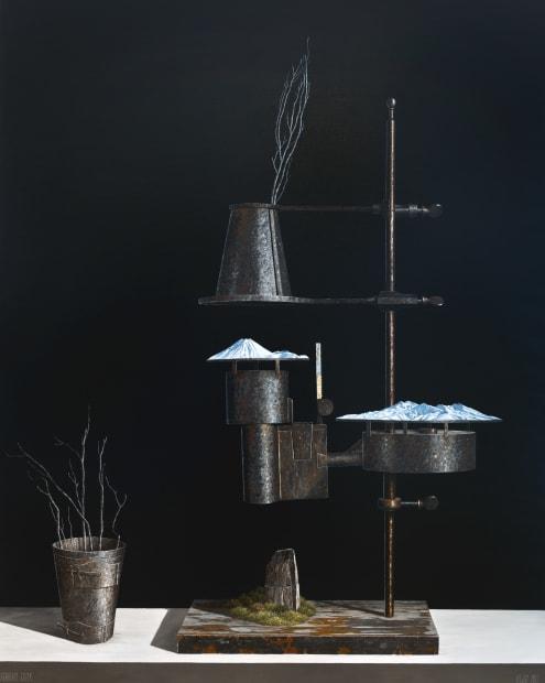 Michael Hight, Kerosene Creek, 2014