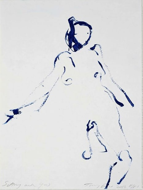 <span class=&#34;artist&#34;>Tracey Emin<span class=&#34;artist_comma&#34;>, </span></span><span class=&#34;title&#34;>Sitting With You<span class=&#34;title_comma&#34;>, </span></span><span class=&#34;year&#34;>2013</span>
