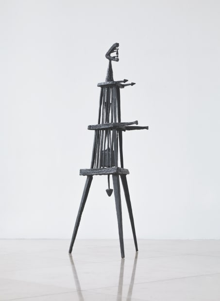 Geoffrey Clarke, Figure, 1952