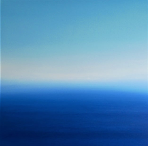Martyn Perryman, Summer Calm St Ives Bay , 2021