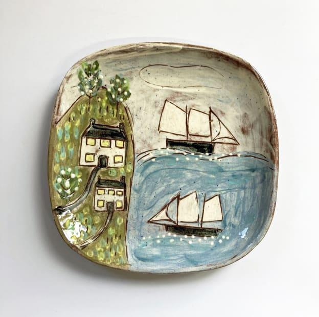 Anne Barrell, Off Shore, 2021