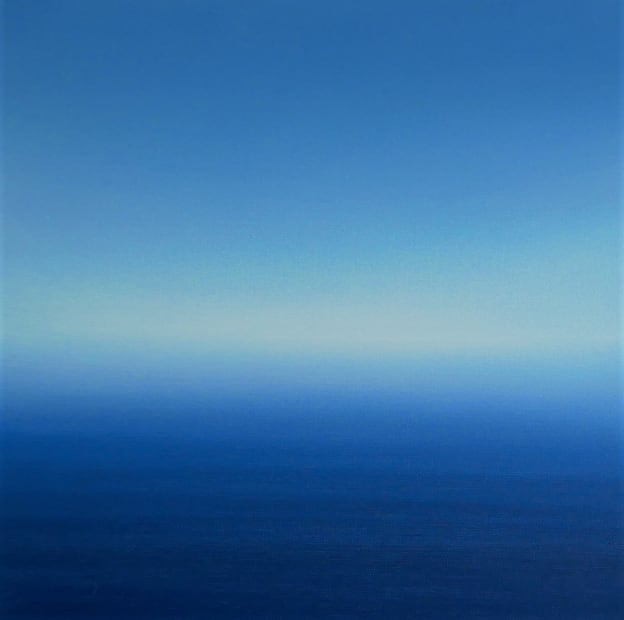 Martyn Perryman, Purity of Light St Ives Bay, 2021