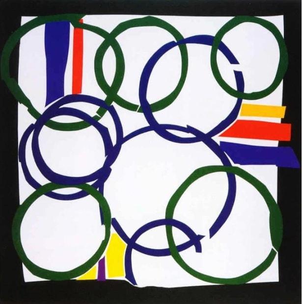 Sandra Blow RA, Borderline, 2000