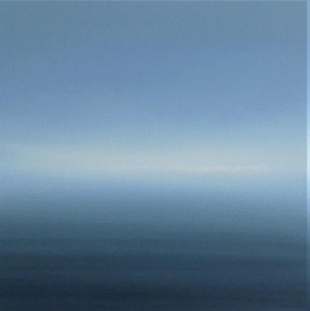 Martyn Perryman, Eternal Light St Ives Bay, 2021