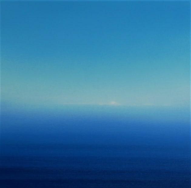 Martyn Perryman, Summer Meditation St Ives Bay, 2021