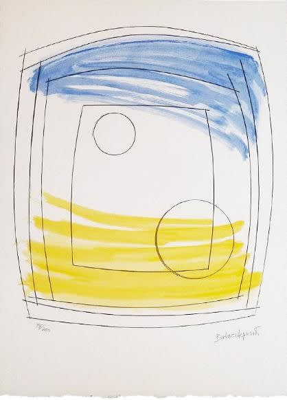 Barbara Hepworth DBE, Moon Play, 1972