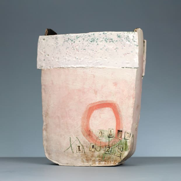 Craig Underhill, Pink Circle, 2021