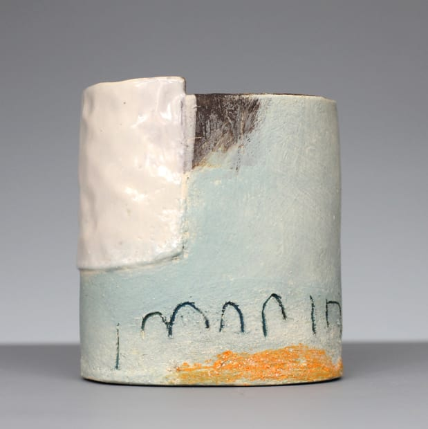 Craig Underhill, Blue Space, 2021