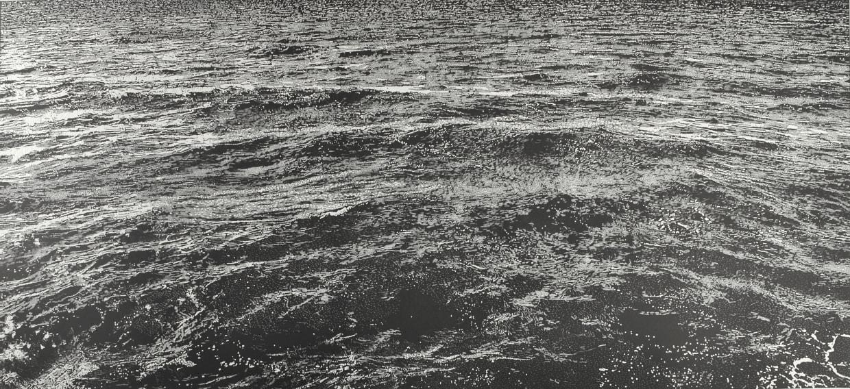 Trevor Price, Chop Waves, 2021
