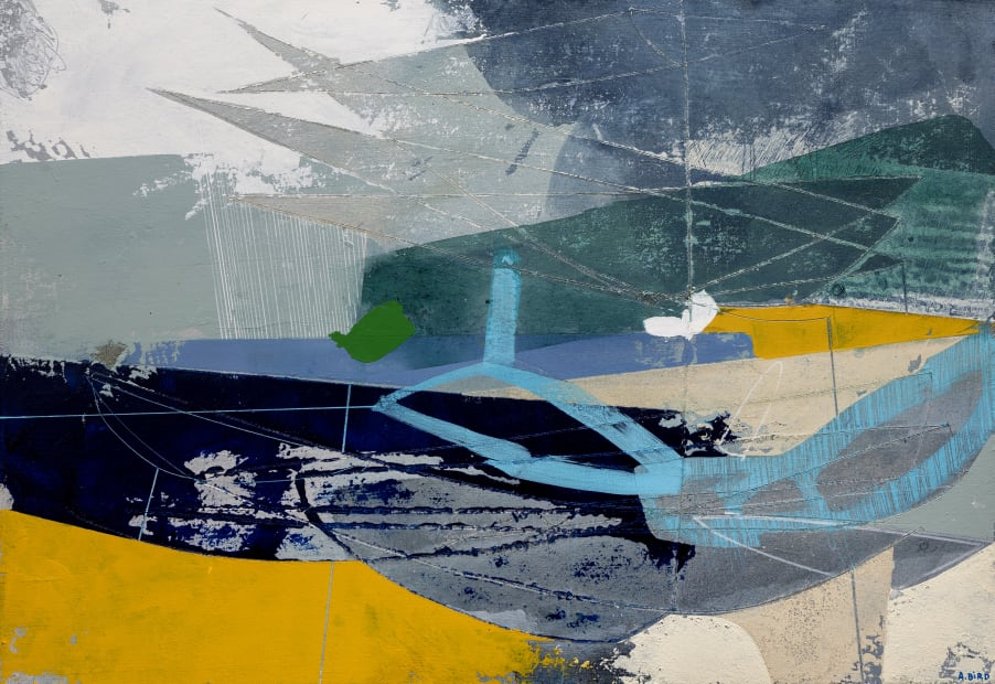 Andrew Bird, Twice Yellow, 2021