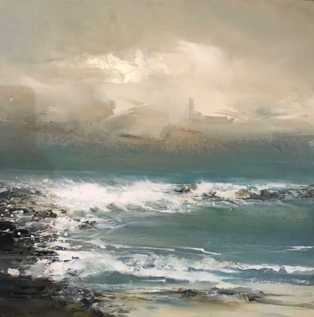 Jenny Hirst, Wind Picking Up, 2021