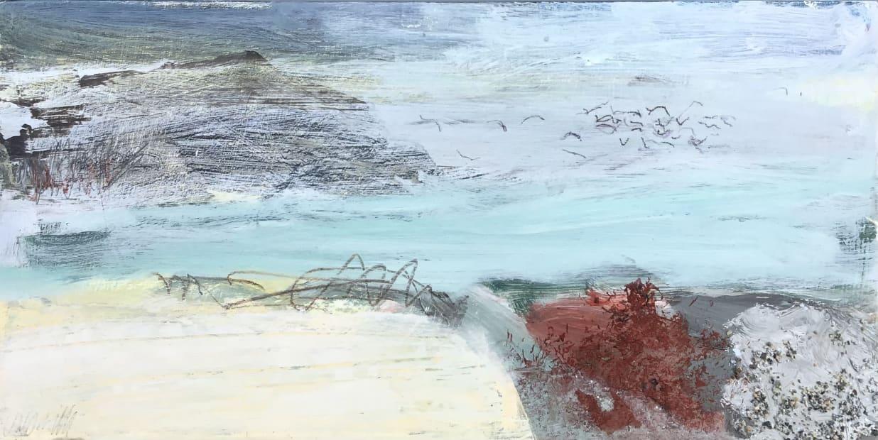 Craig Underhill, Godrevy - Early Morning, 2021
