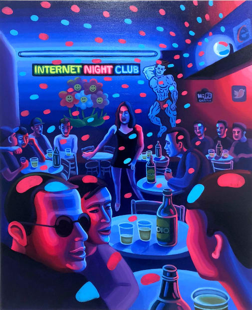 Internet Night Club, 2018