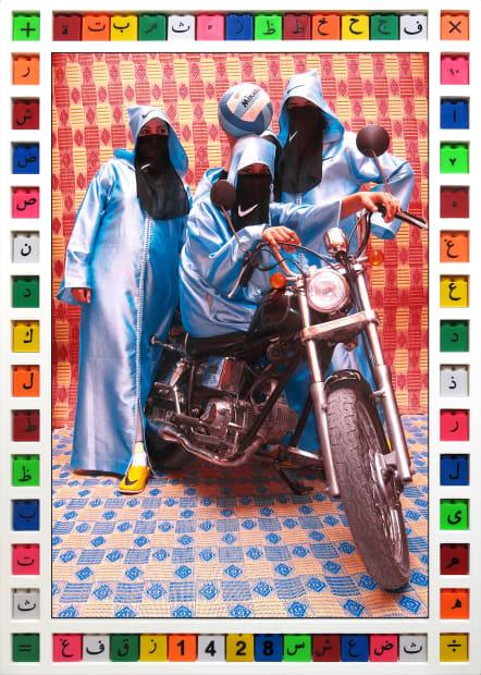 Nikee Rider, 2007/1428