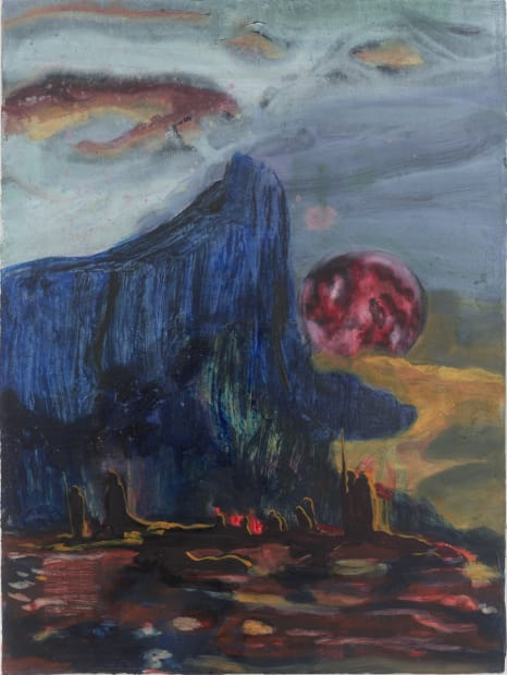 Mountain and the Moon , 2017