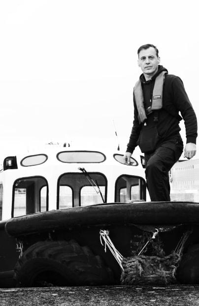 Michele Turriani, Axele - Caretaker of the Docks, 2020