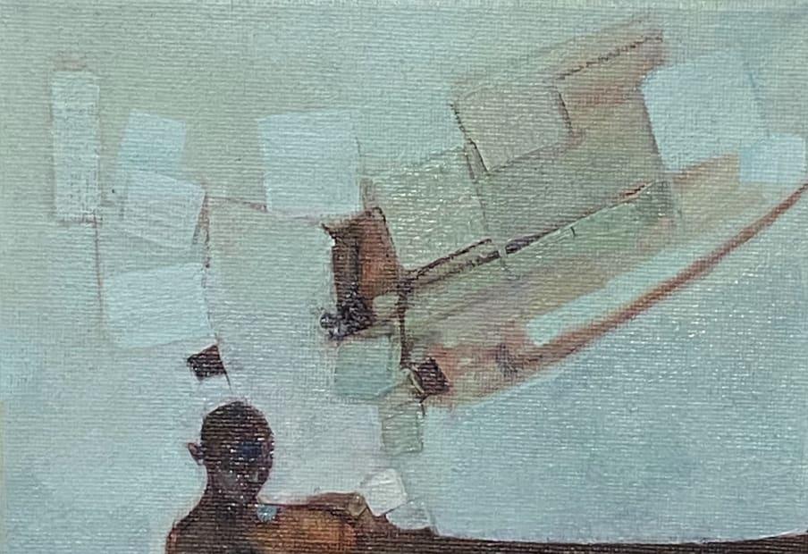 Marilyn Durkin, Untitled 45