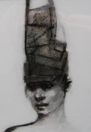 Marilyn Durkin, Untitled 10