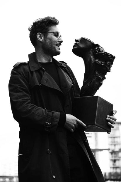 Michele Turriani, Vincenzo - Artist, Bow Arts, 2020