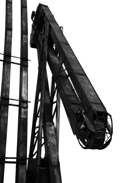Michele Turriani, Grain Conveyor, Silo D, 2020