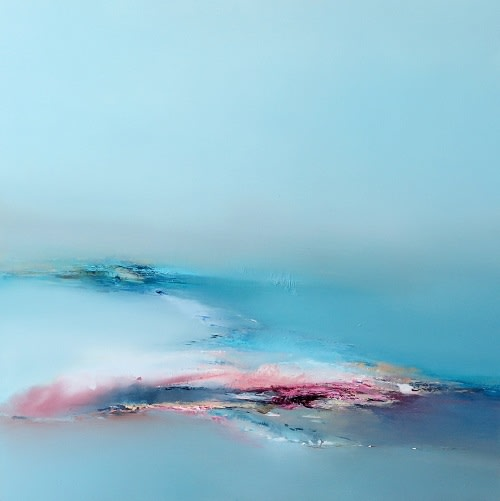 Distance in Pink, 2018
