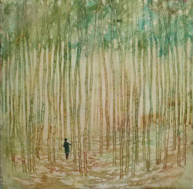 Finding a Path (Bamboo Forest)