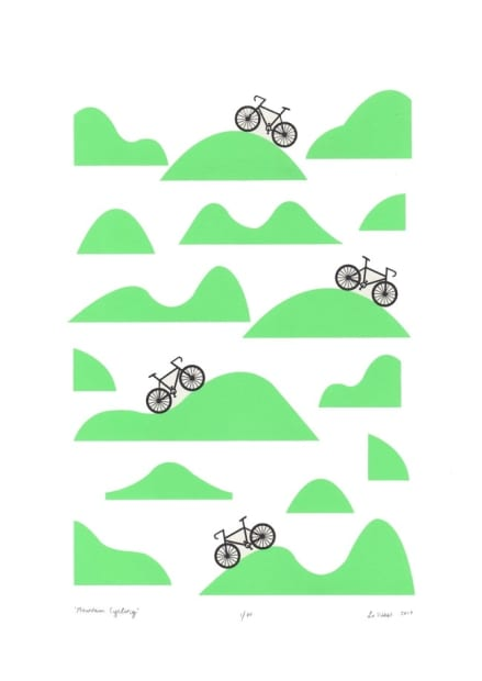 Mountain Cycling, 2017