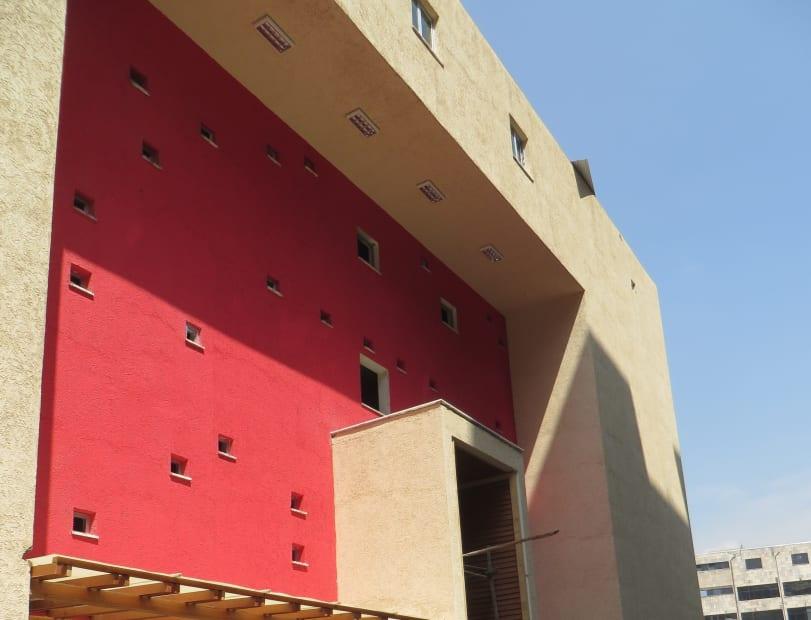 Addis Fine Art Gallery Building, Bole Medhane Alem, Addis Ababa, Ethiopia