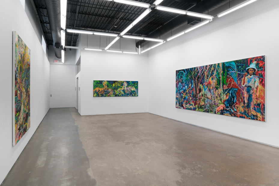 Maia Cruz Palileo The Answer is the Waves of the Sea installation view