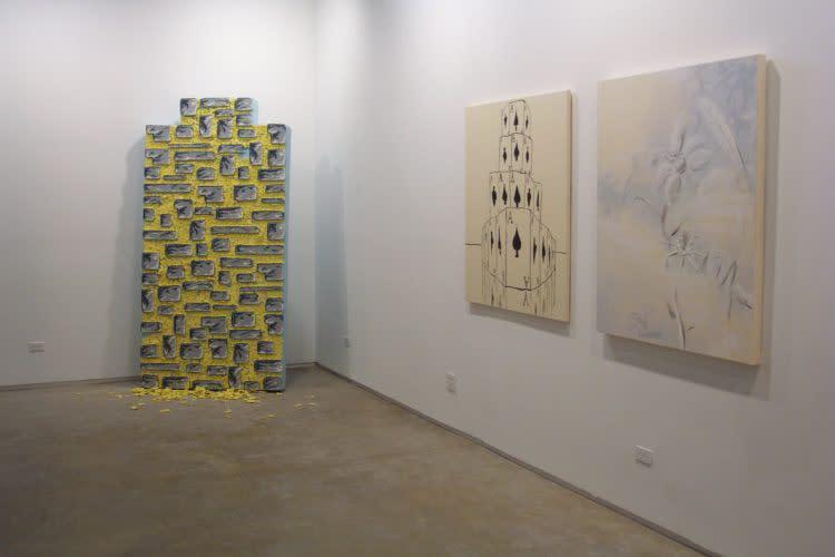 Mixer at Monique Meloche Gallery, Chicago