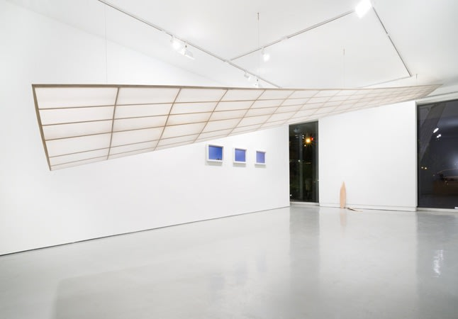 Iñigo Manglano-Ovalle: Happiness is a state of inertia at Monique Meloche Gallery, Chicago