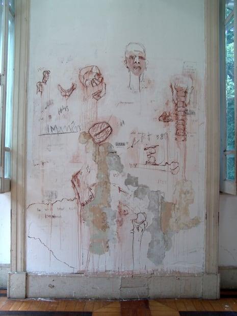 Posição 2004   Escola de Artes Visuais Parque Lage   Rio de Janeiro, Brasil, 2004   Foto Wilton Montenegro