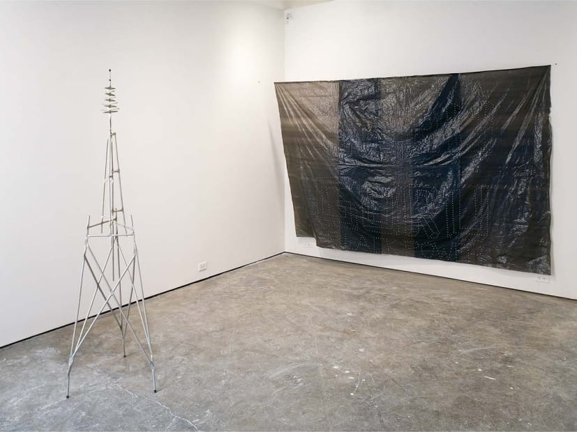 Jarbaslópolis | Daniel Reich Gallery | New York, 2007