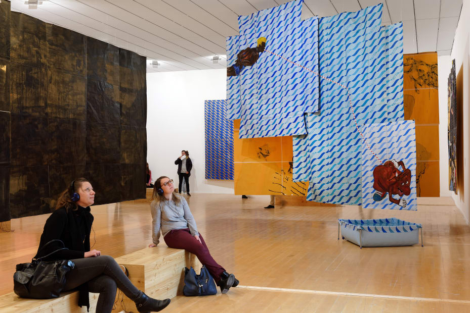Pardo é Papel | MAC Lyon - Musée d'art contemporain de Lyon | Lyon, França, 2019