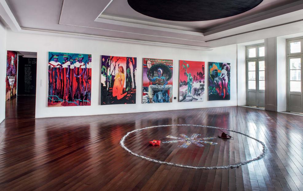 Sutur|ar Libert|ar | Centro Municipal de Arte Hélio Oiticica | Rio de Janeiro, Brasil, 2019
