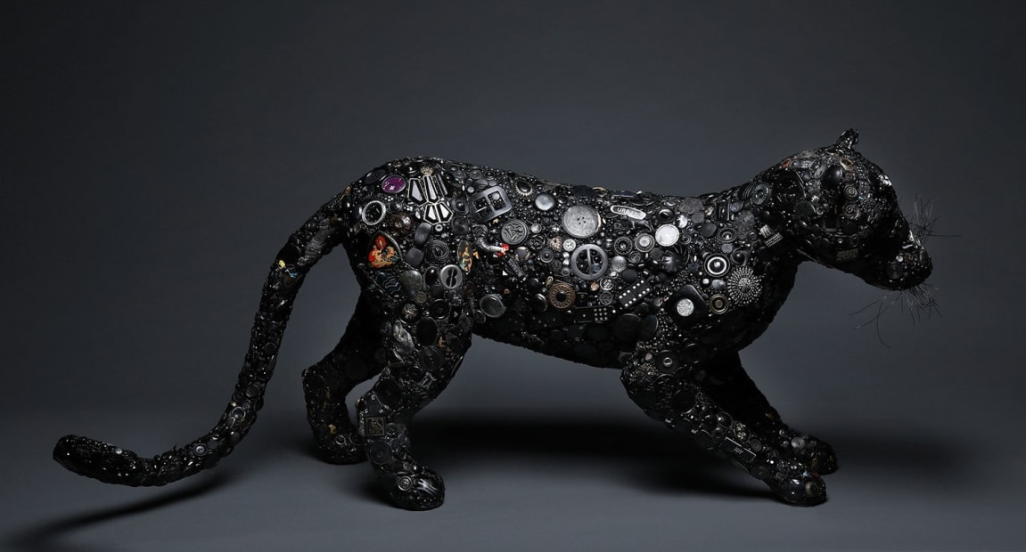 Mary Engel, Jaguar, 2018