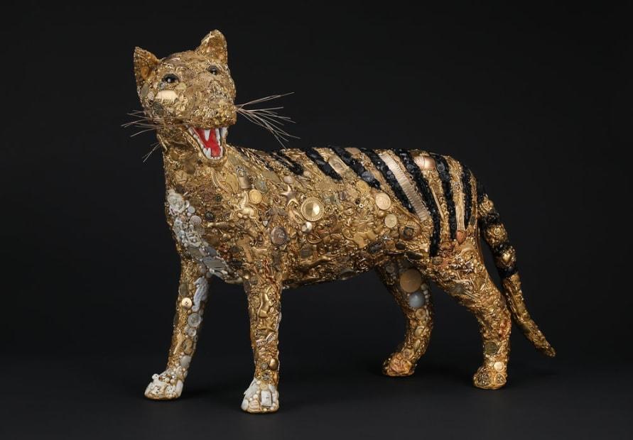 Mary Engel, Tasmanian Tiger, 2019