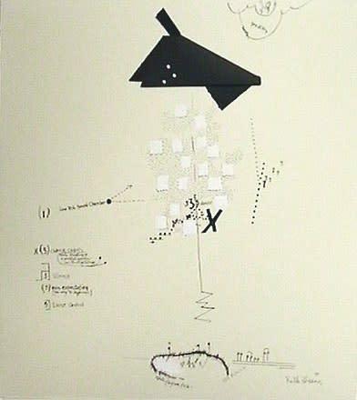 Ruth Laxson, Sound Chamber, 2001