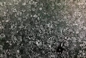 Joseph Peragine, Black Meadow 1, 2018