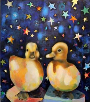 Joseph Peragine, Sitting Ducks, 2015