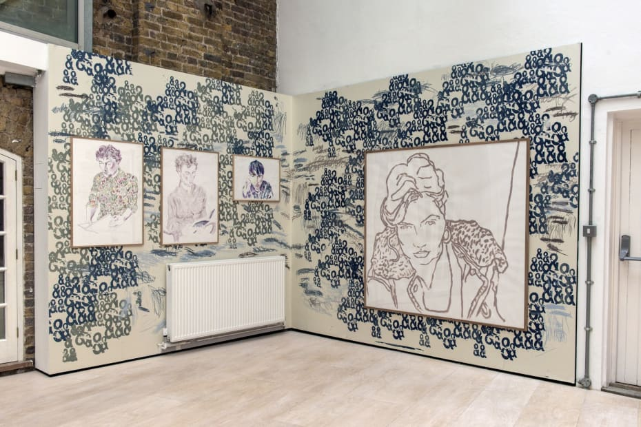 On Being Named, Installation Shot