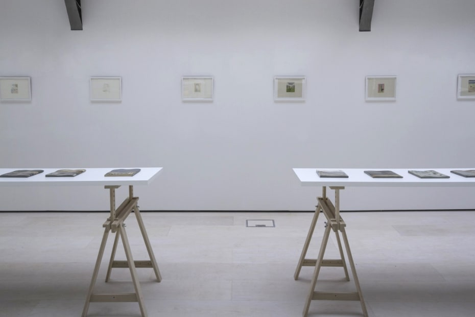 Collected Tales, Installation Shot